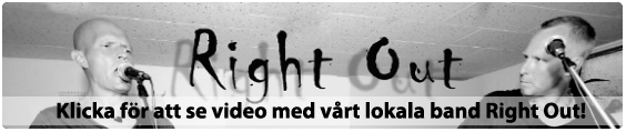right out lokalt band från kinna